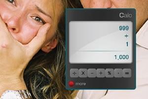 UX/UI Designs for IPTV Widgets Portfolio Thumbnail