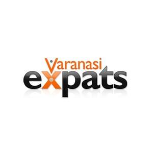 Varanasi Expats Logo Design