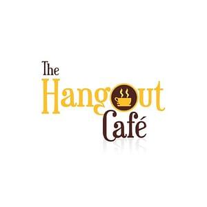 The Hangout Café Logo Design Gurugram