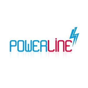 PowerLine Logo Design Dubai