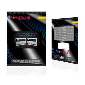 Powerline Product Catalogue Design