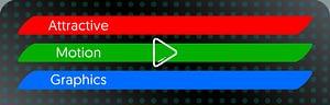 Ether Studio Motion Graphics Website Slider Design