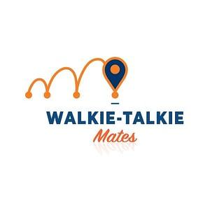Walkie Talkie Mates Logo Design Varanasi
