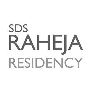 SDS Raheja Residency Logo Design