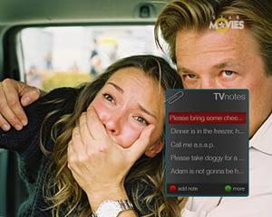 UX/UI Design for IPTV – TVnotes Widget List View
