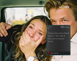 UX/UI Design for IPTV – TVnotes Widget