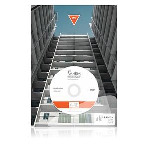 SDS Raheja Realty Brochure DVD Label Design