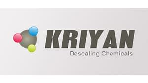 Krishna Rasayan Udyog KRIYAN Descaling Chemical Logo Design Varanasi
