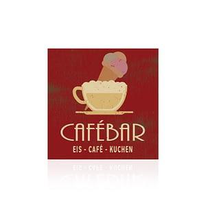 CaféBar Logo Redesign Mainz