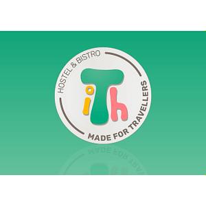 International Travellers' Hostel Logo Design Varanasi