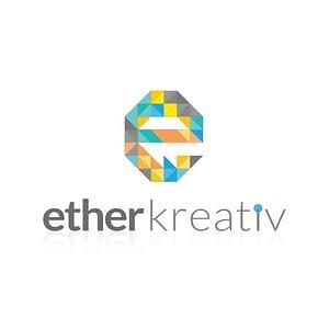 Ether Kreativ Logo Design Bangkok
