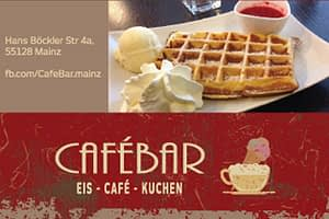CaféBar, Mainz, Germany